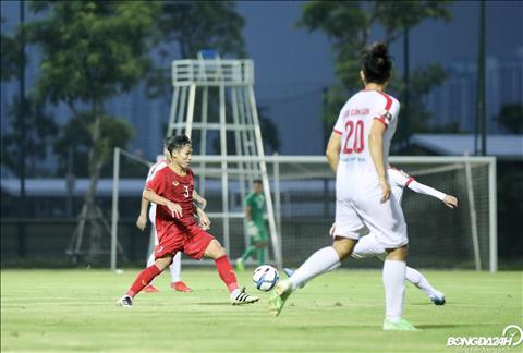 TRỰC TIẾP U23 Việt Nam 2-0 Viettel (H3) Cách biệt gia tăng hình ảnh 5