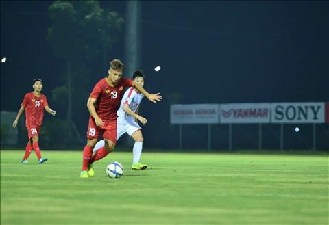 TRỰC TIẾP U23 Việt Nam 2-0 Viettel (H3) Cách biệt gia tăng hình ảnh 6