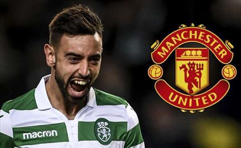 MU cảnh giác vụ Bruno Fernandes của Sporting Lisbon hình ảnh