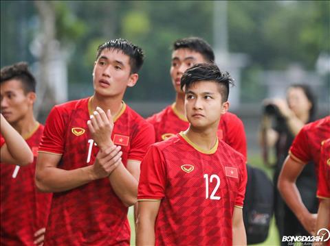 ẢNH Martin Lo tịt ngòi, truyền nhân Quang Hải toả sáng trong màu áo U22 Việt Nam hình ảnh 2
