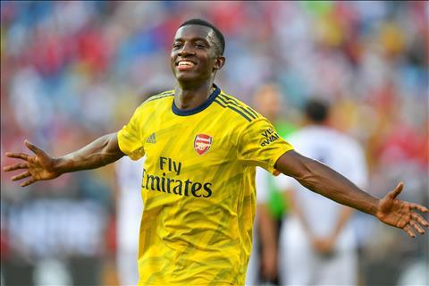 Nằng nặc đòi rời Arsenal được 2 tháng, Eddie Nketiah đã kêu than hình ảnh