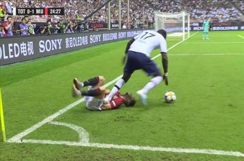 Tiền vệ Moussa Sissoko lên tiếng sau pha chơi xấu sao MU hình ảnh