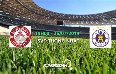 Trực tiếp bóng đá link xem TPHCM vs Hà Nội VTV6 FPT Play hôm nay hình ảnh
