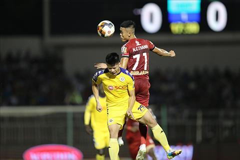 Hé lộ lý do CLB Hà Nội không được phép mặc áo tím truyền thống tại sân hình ảnh