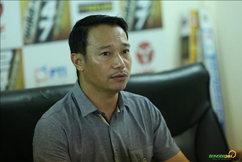 HLV Quảng Nam không ngại Công Phượng  hình ảnh