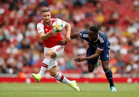 Chuyển nhượng Arsenal mới nhất Mustafi và Monreal ở lại hình ảnh