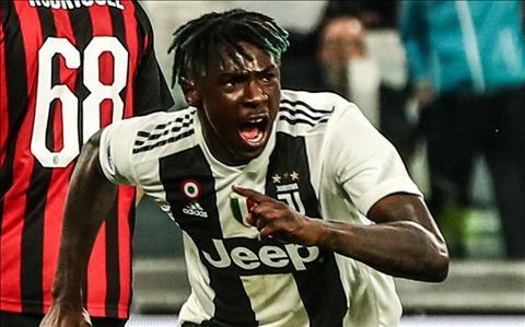 Đại gia Premier League đàm phán mua Moise Kean của Juventus hình ảnh