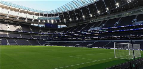 Sân nhà mới của Tottenham khang trang và hiện đại bậc nhất thế giới