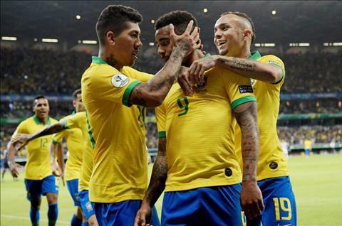 Argentina thất bại trước Brazil Chưa thể vượt ngưỡng tầm thường hình ảnh 2