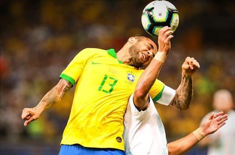 Brazil vs Argentina Chưa thể vượt ngưỡng tầm thường hình ảnh