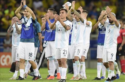 ĐT Brazil vượt qua Argentina Tôn vinh bản lĩnh thép Selecao hình ảnh