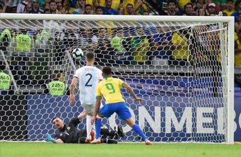 Những điểm nhấn sau trận Brazil vs Argentina hình ảnh