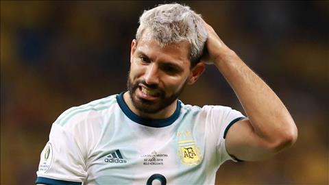 Sergio Aguero nói về trận Brazil vs Argentina hình ảnh