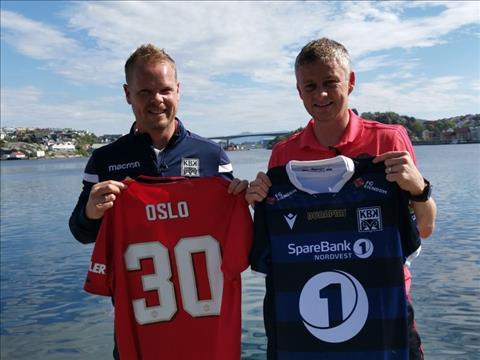 Kristiansund vs MU 0h00 ngày 317 Giao hữu hè 2019 hình ảnh