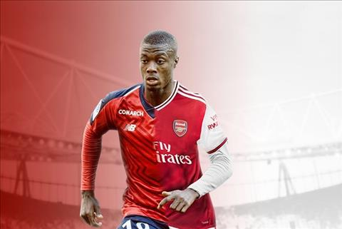 Nicolas Pepe: Thu mon nghiep du, ga trom chocolate o sieu thi va sao tre khien Arsenal phat cuong
