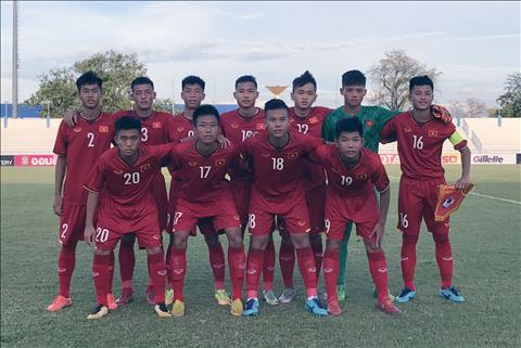 U15 Việt Nam vs U15 Singapore 15h30 ngày 317 (U15 Đông Nam Á 2019) hình ảnh