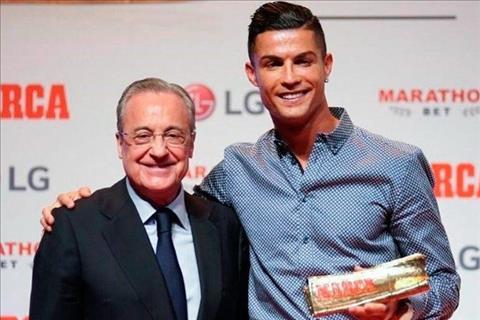 VIDEO: Cristiano Ronaldo thua nhan da rat tiec nuoi khi roi Real Madrid