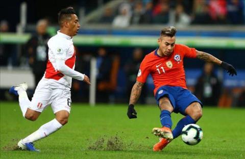Chile 0-3 Peru Thua sốc, Chile trở thành cựu vương Nam Mỹ hình ảnh 3
