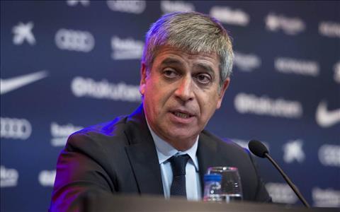 Jordi Mestre từ chức phó chủ tịch Barcelona hình ảnh