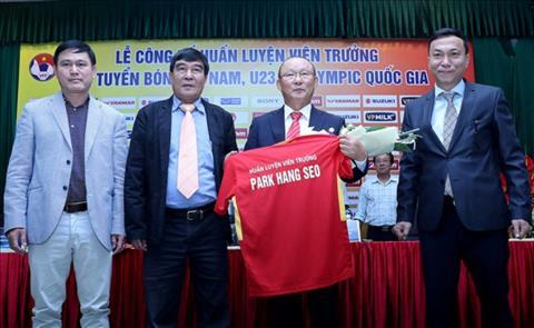 VFF đủ khả năng trả lương cho HLV Park Hang Seo hình ảnh