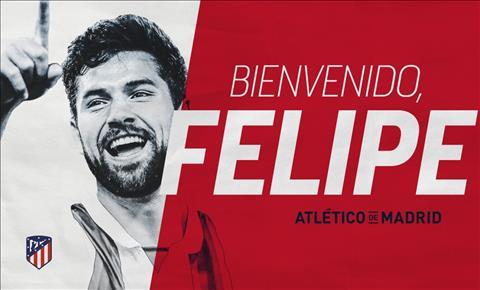 Atletico chiêu mộ Felipe và trung vệ này không muốn là cái bóng hình ảnh