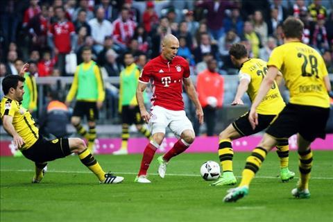 VIDEO Tổng hợp những bàn thắng mang thương hiệu Arjen Robben hình ảnh