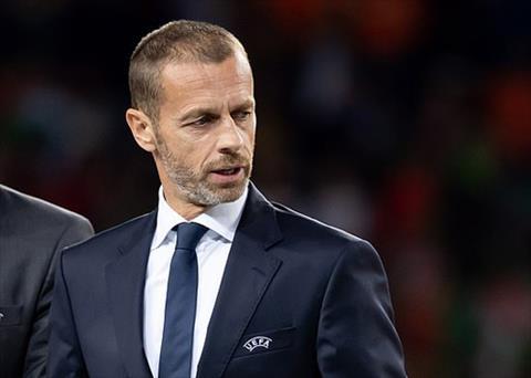 Chủ tịch UEFA thừa nhận có CĐV ở chung kết Champions League hình ảnh