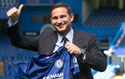 Frank Lampard nói về sự ra đi của Eden Hazard hình ảnh