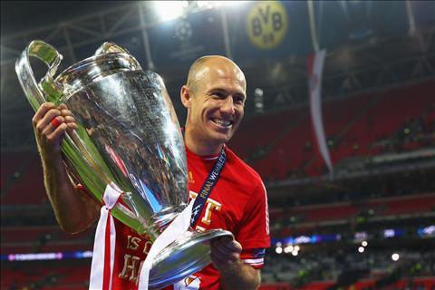 Giữa Guardiola và Mourinho, Arjen Robben chọn ai là số 1 hình ảnh