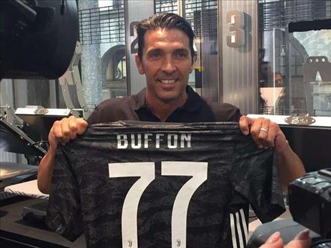 Tương lai Gianluigi Buffon Từ chối MU và Man City ở Hè 2019 hình ảnh