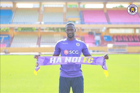Hà Nội FC có tân binh hình ảnh