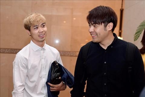 Nguoi dung sau vu Cong Phuong gia nhap CLB Sint-Truidense chinh la chuyen gia moi gioi Lee Dong-jun