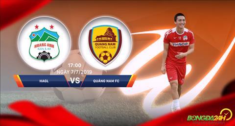 HAGL vs Quảng Nam link xem trực tiếp V-League 2019 ở kênh nào  hình ảnh