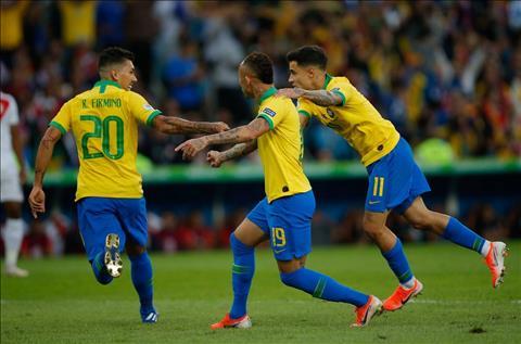 ĐT Brazil vô địch Copa America Chưa hoàn hảo, vẫn vô đối hình ảnh