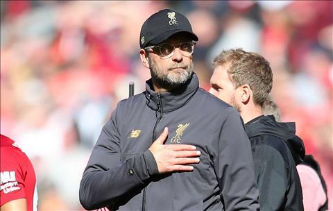 HLV Jurgen Klopp nói về mục tiêu của Liverpool hình ảnh