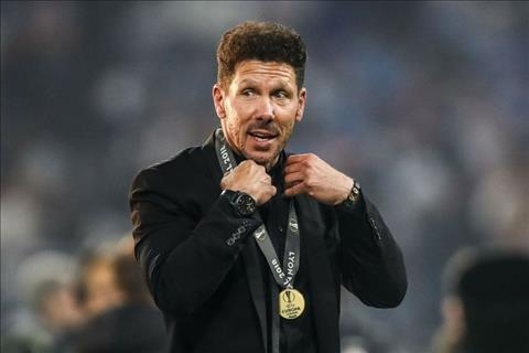 Diego Simeone: Atletico Madrid la cuoc song