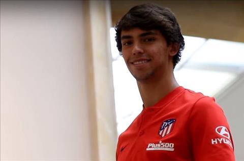 Joao Felix tai Atletico