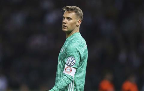 'Manuel Neuer là thủ môn hay nhất trong lịch sử bóng đá!' hình ảnh