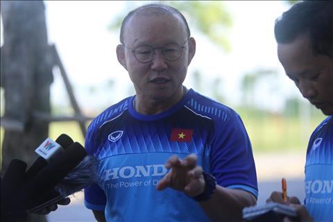 Thầy Park lý giải việc tạo nhiều đợt tập trung cho U22 Việt Nam hình ảnh