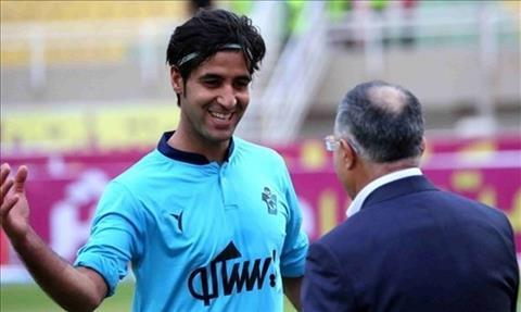 Thay thế Mcdonand, CLB Hà Nội chiêu mộ cầu thủ đa năng từ Iran hình ảnh