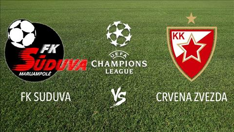 Suduva vs Crvena Zvezda 1h00 ngày 107 (Champions League 201920) hình ảnh