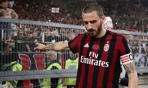 Bonucci Top 10 thuong vu dat gia nhat Serie A