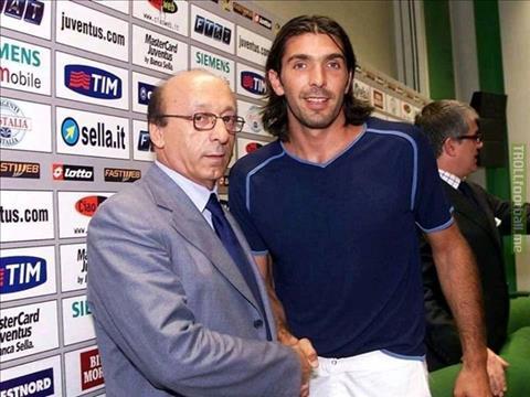 Buffon Top 10 thuong vu dat gia nhat Serie A