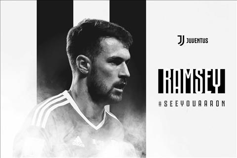 Aaron Ramsey nói về lý do cập bến Juventus hình ảnh