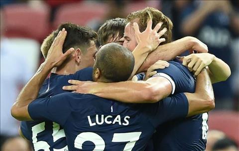 Tottenham thang Bayern