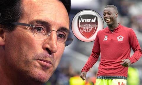 Emery va Pepe tai Arsenal 2