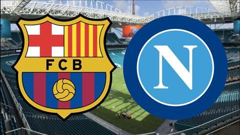 Barca vs Napoli 4h00 ngày 118 Giao hữu hè 2019 hình ảnh