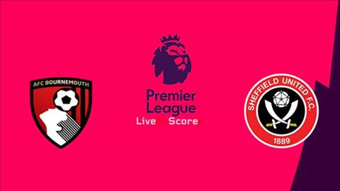 Bournemouth vs Sheffield Utd 21h00 ngày 108 Premier League 201920 hình ảnh