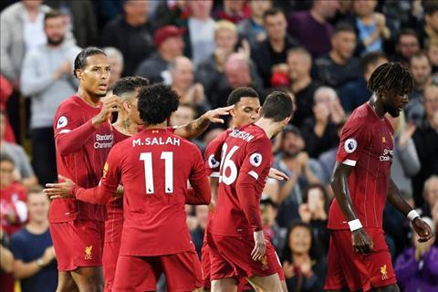 Dàn sao Liverpool nói gì sau màn ra quân Premier League suôn sẻ hình ảnh 2