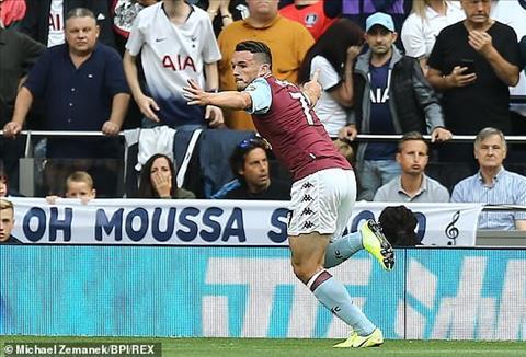 McGinn Aston Villa